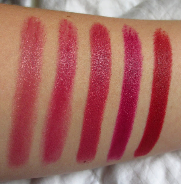 Top 5 MAC Lipsticks — Fall Edition!