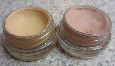 PAINTERLY VS SOFT OCHRE — MAC Paint Pots