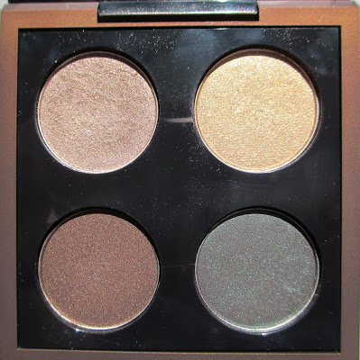 MAC Temperature Rising: Bare My Soul Quad – Review, Swatches and Dupes