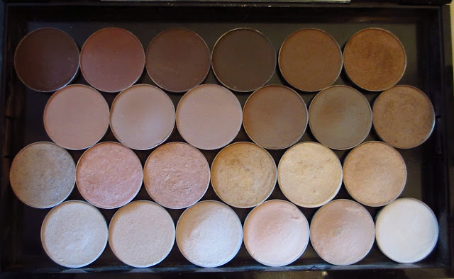 My MAC Eyeshadow Collection — Updated