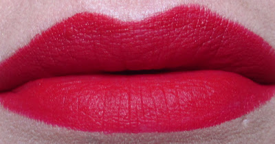 MAC Ruby Woo vs Russian Red