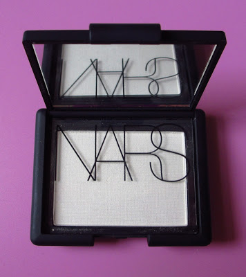 NARS Albatross Highlighting Blush — Review, Pictures, Swatches