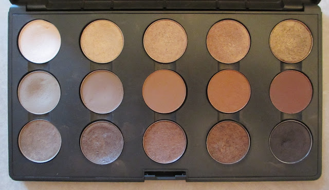 TOP 15 NEUTRAL MAC EYESHADOWS