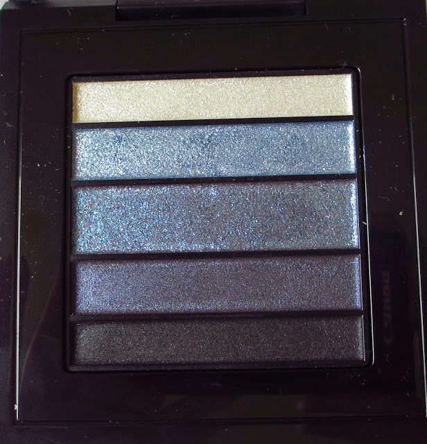 MAC Bleuluxe Veluxe Pearlfusion Shadow Review, Pictures, Swatches