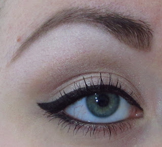 WINGED EYELINER — CAT EYE TUTORIAL